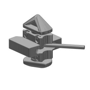 Twistlock Μεγάλης Επιφάνειας